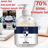 Aseptic Gel OneMed = AllMed 500ml Hand Sanitizer antiseptic Glovix GEL