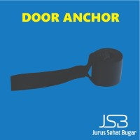 DOOR ANCHOR RESISTANCE BAND / PENGAIT PINTU GYM