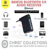 BASEUS CAR BLUETOOTH RECEIVER WIRELESS AUDIO RECEIVER AUX 3.5MM