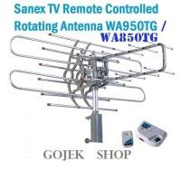 Sanex Antena Outdoor TV + Remote control