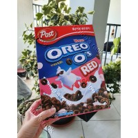 POST Oreo Cereal RED with Marshmallow - Made in Korea