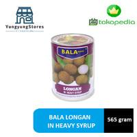 Longan Bala Brand / Lengkeng Kaleng / Kelengkeng Dalam Sirup