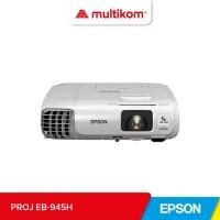 PROJEKTOR PROYEKTOR EPSON EB-945H Portable 3LCD projector