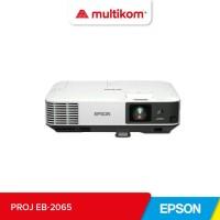 PROJEKTOR PROYEKTOR Epson EB-2065 XGA 3LCD Projector