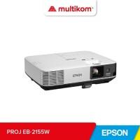 PROJEKTOR PROYEKTOR Epson EB-2155W WXGA 3LCD Projector