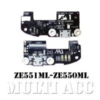 PAPAN ASUS ZENFONE 2 5,5 ZE550ML ZE551ML Z00AD KONEKTOR CHARGER MIC