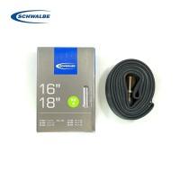 SCHWALBE AV4 Inner Tube 16 x 1.10 - 40 dan 18 x 1.35 Ban Dalam Sepeda