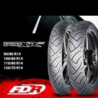 Ban Motor FDR Sport xr evo 110/80 ring 14 TUBELESS