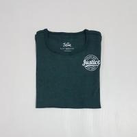 Baju Justice Anak Perempuan Hijau
