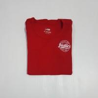 Baju Justice Anak Perempuan Merah