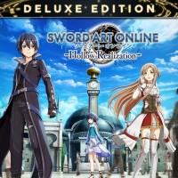 (Game PC dan LAPTOP) 2kaset DVD SWORD ART ONLINE HOLLOW REALIZATION
