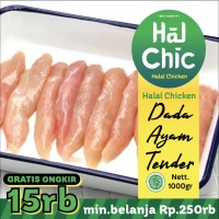 Dada ayam tender HALAL CHICKEN