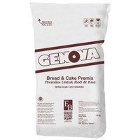 Susu Bubuk Premix Full Cream fat 26% Bahan Baku Roti & Kue Genova 25kg