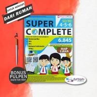 BUKU PENUNJANG PELAJARAN SD : SUPER COMPLETE SD/MI 4-5-6