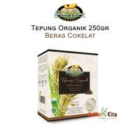Tepung Beras Coklat Organik 250gr ( Organic Flour )