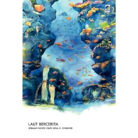 Novel Laut Bercerita oleh Laila S. Chudori