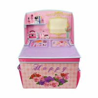 Kotak Penyimpanan Play House