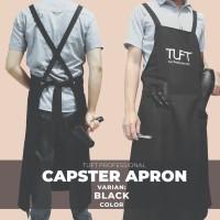 TUFT Professional Cutting WHITE Cape Barber or BLACK Apron