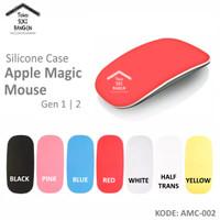 Casing Apple Magic Mouse 1 2 Case Rubber Silicone SLIM AMC-002