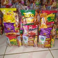 Paket Snack ulang tahun anak/paket jajanan ultah anak/goodie bag