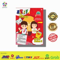 Buku ARIF Cerdas Untuk Sekolah Dasar Kelas 5 SD - Christiana Umi