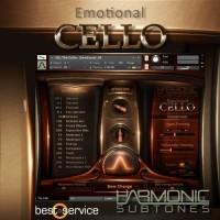 VST Plugin Best Service - Emotional Cello 1.5 (KONTAKT Library)