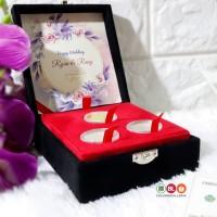 Box Dinar Dirham Kotak Mahar Dinar Dirham Tempat Koin Dinar