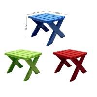 Drei Kids Table Green Atria