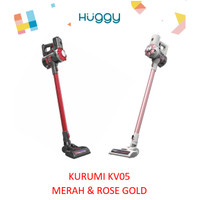 Kurumi KV05 Cordless Stick Vacuum Cleaner Penyedot Debu Portable