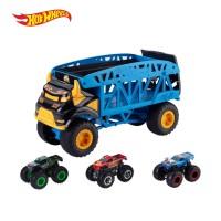Hot Wheels Monster Trucks Monster Mover - Mainan Mobil Balap