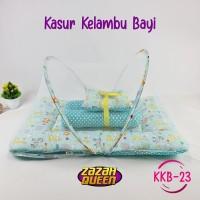 Kasur Bayi Bantal Guling Lipat Kelambu / Kasur bayi kelambu