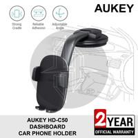 AUKEY HD-C50 Car Mount Dashboard Phone Holder Mount Dudukan HP Mobil
