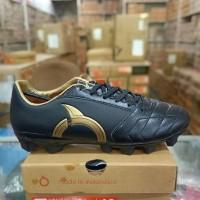 Sepatu Bola Ortuseight Mirage FG Black Gold Original
