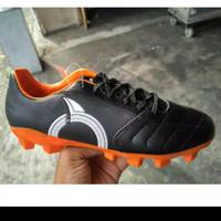 Sepatu Bola Ortuseight Mirage FG Black Ortrange Original