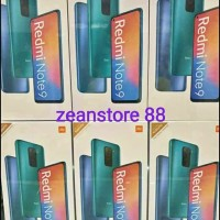 Xiaomi redmi note 9 4/64 garansi resmi