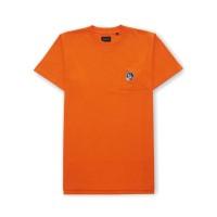 Costuum Hyottoko Pocket Tee Orange