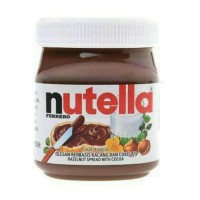 Selai Coklat Nutella 350 gr