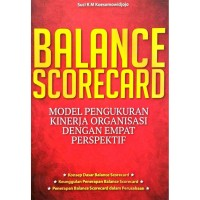 Buku Balance Scorecard Model Pengukuran Kinerja Organisasi Dengan Empa