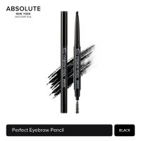 Absolute New York Perfect Eyebrow Pencil 4 Shades Color NF