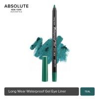 Absolute New York Gel Eyeliner Waterproof Pencil 9 Shades Color NFB