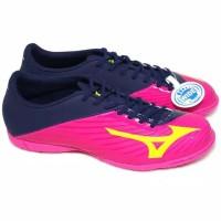 Termurah Special Promo Sepatu Futsal Mizuno Basara 103 Pink Sf987