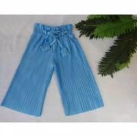 celana kulot plisket import anak tanggung 8,10,12 tahun