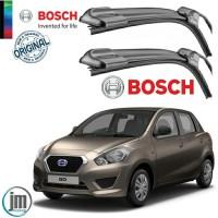 Karet Wiper Pisang Mobil Datsun GO Original Bosch Advantage 1 Pcs 24