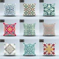 Sarung Bantal Sofa size 65x65 cm / Cushion cover motif bebas pilih