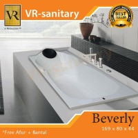 Bathtub Long Beverly - FREE Avur