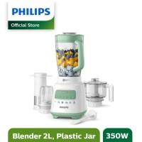 Philips HR2223/30 Blender Plastik Series 5000 2L/350 W Termurah Resmi