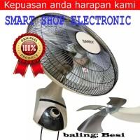 Wallfan SANEX 18 / Kipas Angin Dinding SANEX 18 inch Baling Besi