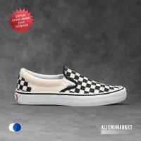 Vans Slip On Pro Checkerboard