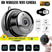 IP Camera CCTV MINI V380 A1 Spy Kamera Mini Full HD Wireless Hidden