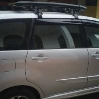 roof rak bagasi atas+croos bar mobil all new Avanza Xenia 2020